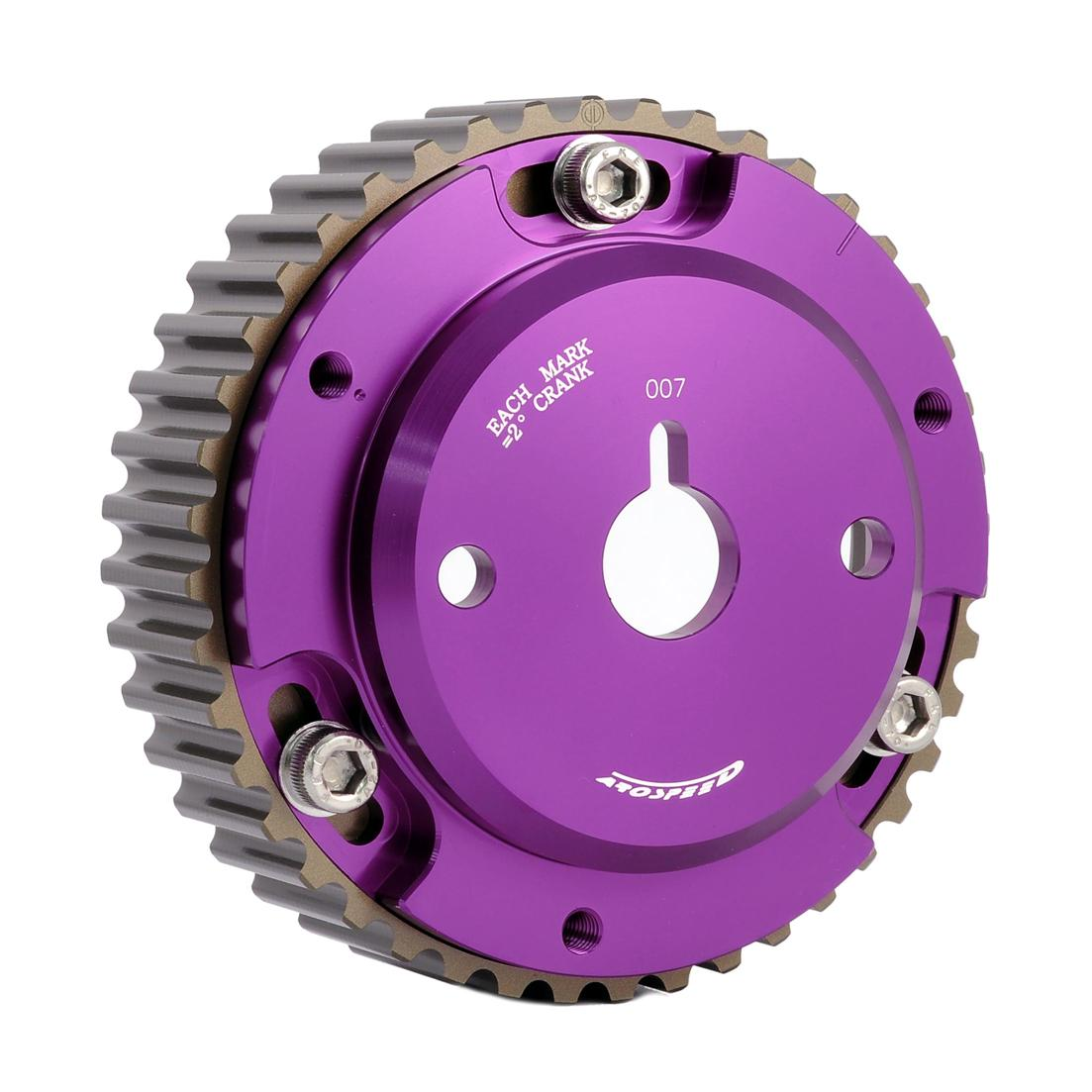 Arospeed Adj. Kenari/ Kelisa/ Viva Cam Pulley (Purple)