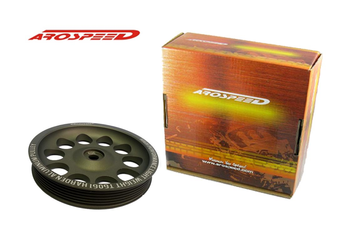 AROSPEED Kia Forte 1.6 Harden Lightening Crankshaft Pulley