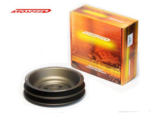Arospeed MITSUBISHI EVO 3/VR4 Lightening Crank Pulley