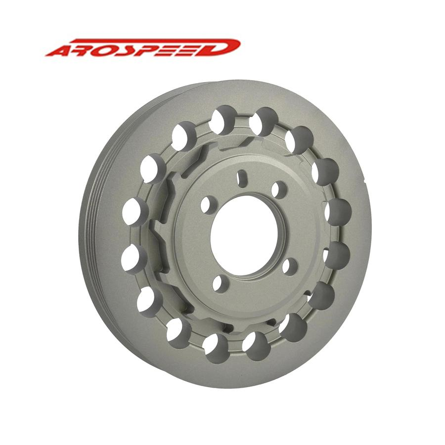 AROSPEED Mitsubushi EVo 4-6 Harden Lightening Crankshaft Pulley