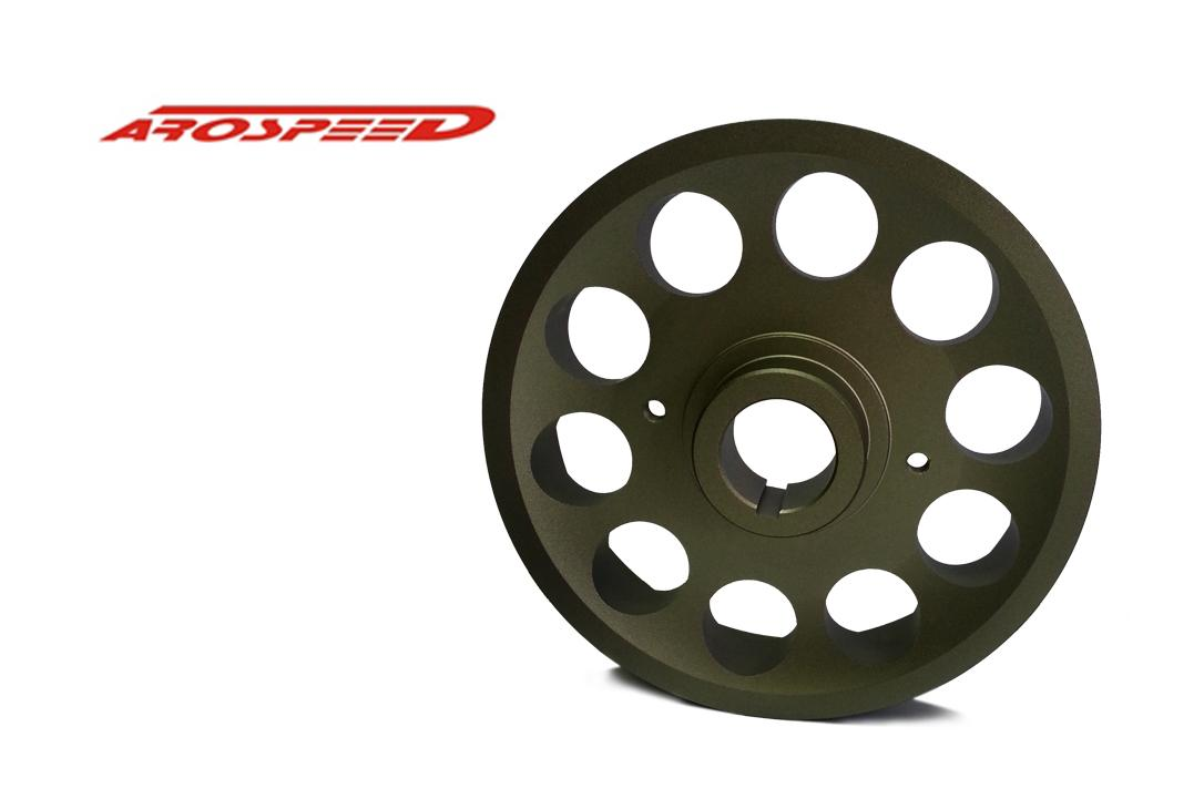 AROSPEED Nissan Latio 1.6 Harden Lightening Crankshaft Pulley