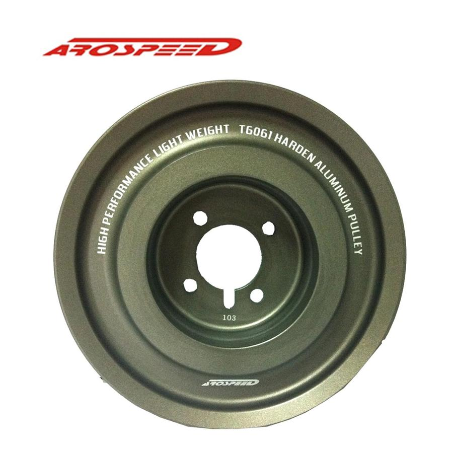 AROSPEED P12V Harden Lightening Crankshaft Pulley