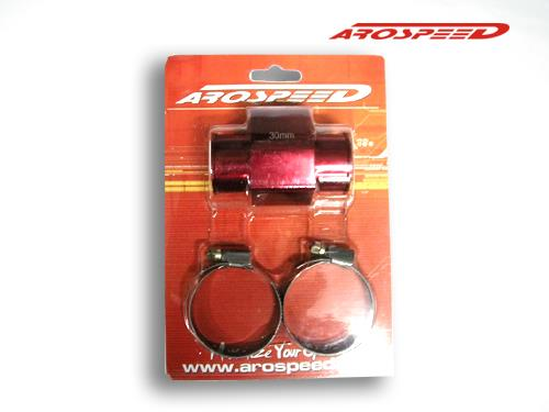 Arospeed Radiator Joint Adaptor 36mm Red