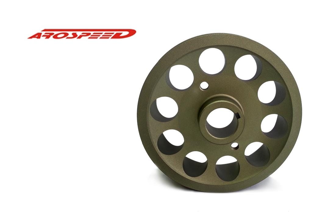 AROSPEED Toyota AE111 Harden Lightening Crankshaft Pulley