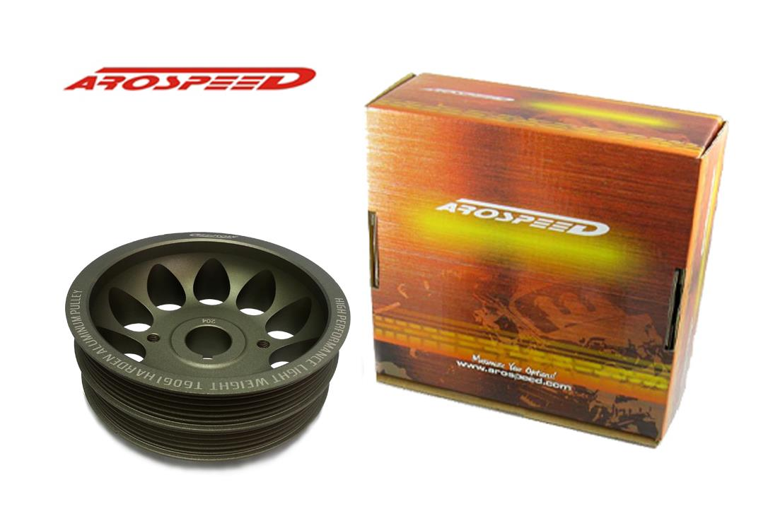 AROSPEED Toyota Levin 20V SL TOP Harden Lightening Crankshaft Pulley
