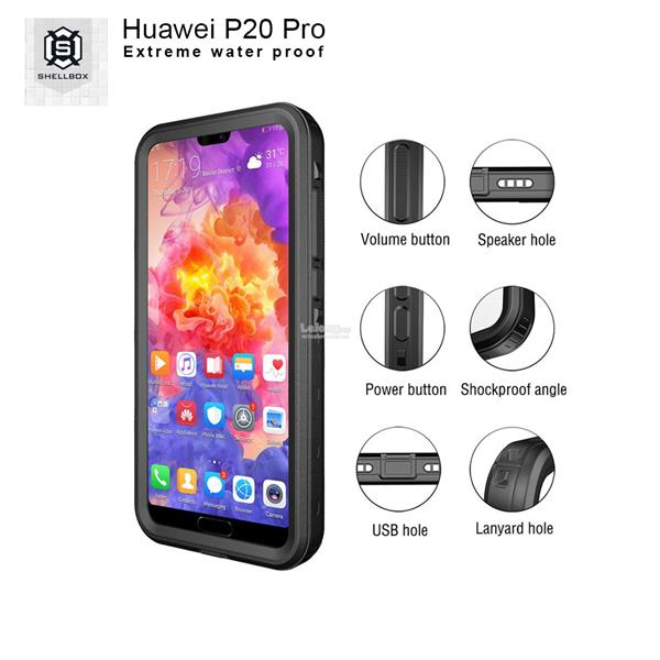 on sale 20ab0 1ae9c (NEW ARRIVAL) SHELLBOX EXTREME WATERPROOF CASE FOR HUAWEI P20 PRO