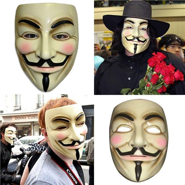 Arrive Guy Fawkes Maske V Wie For Ve End 8 29 2020 3 15 Am