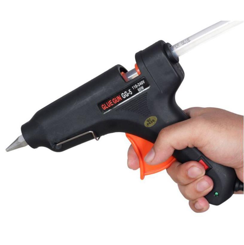 Arrow Hot Melt Glue Gun Agg60 60w 13a