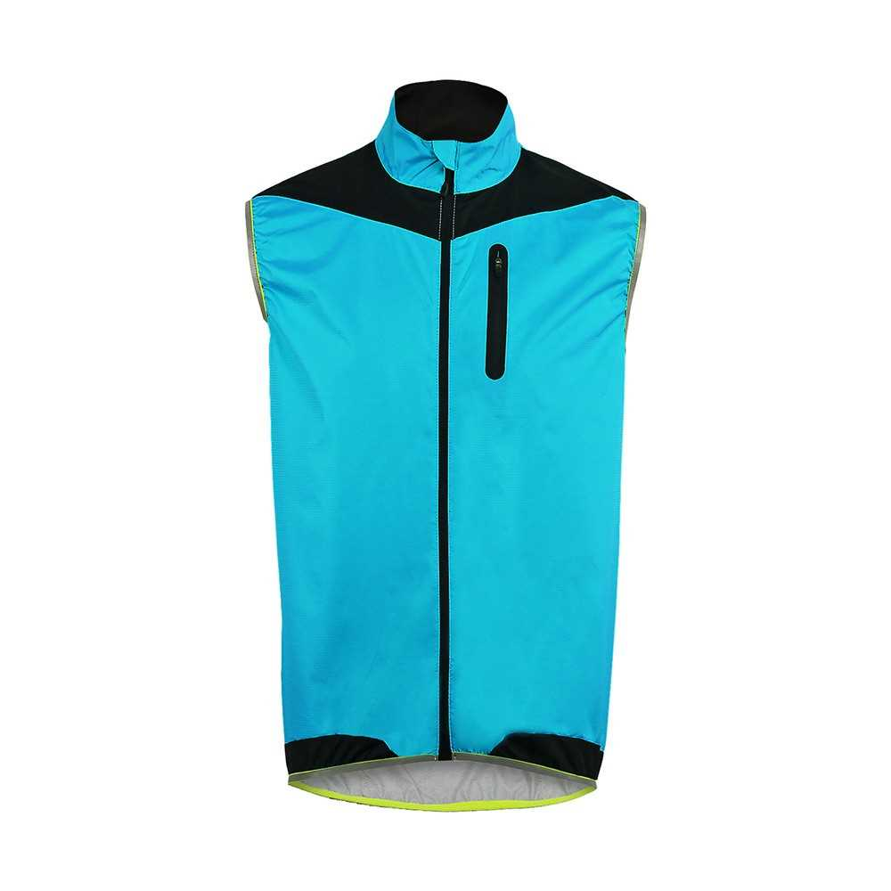 98c643922837c ARSUXEO Men u2019s Sleeveless Cycling Jersey Full Zipper Breathable Ru. ‹ ›