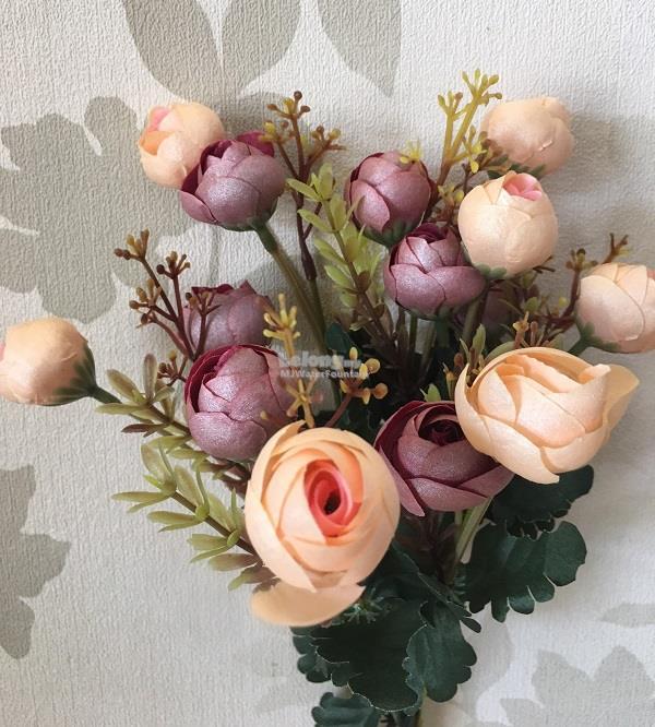 Artificial Gorgeous Roses Bouquet Flo end 922018 433 PM