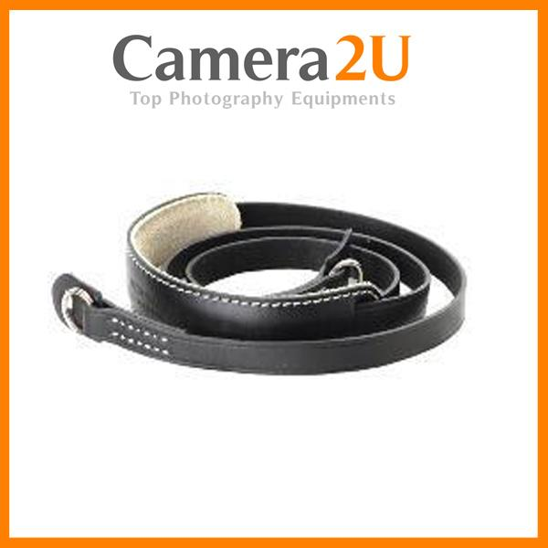 ARTISAN ARTIST ACAM 252 LEATHER CAMERA STRAP (BLACK)