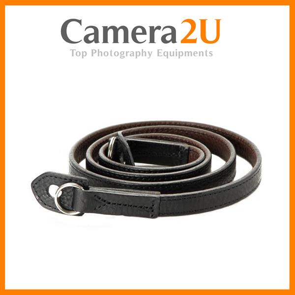ARTISAN ARTIST ACAM 280 LEATHER CAMERA STRAP (BLACK)