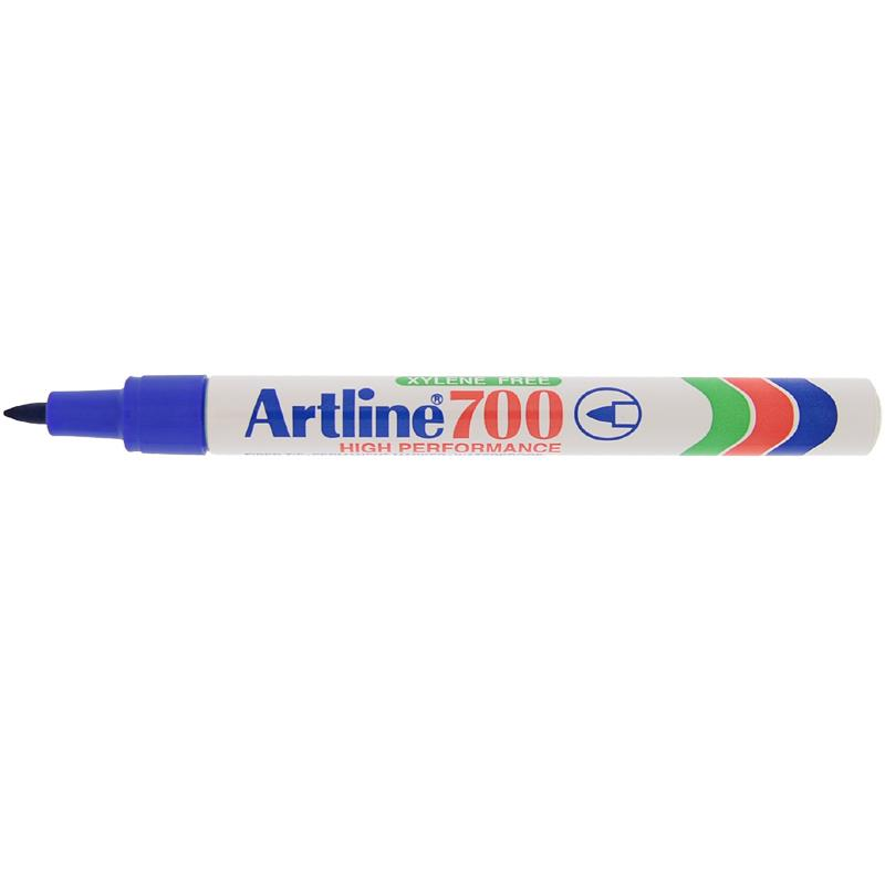 Artline 700 Marker Pen - Blue
