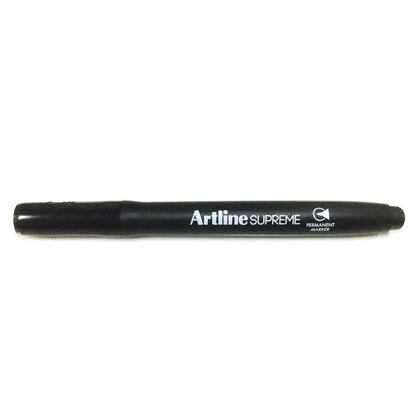 Artline Supreme Permanent Marker – 1 Unit (BLACK)