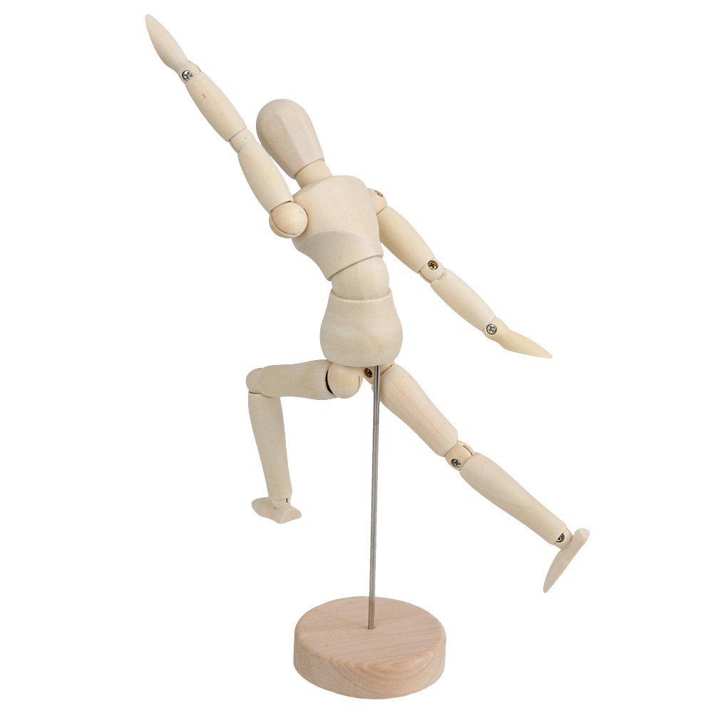 ArtPac Artist Manikin/Mannequin 8 inch