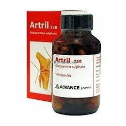 Artril Glucosamine Sulphate 250mg 100's