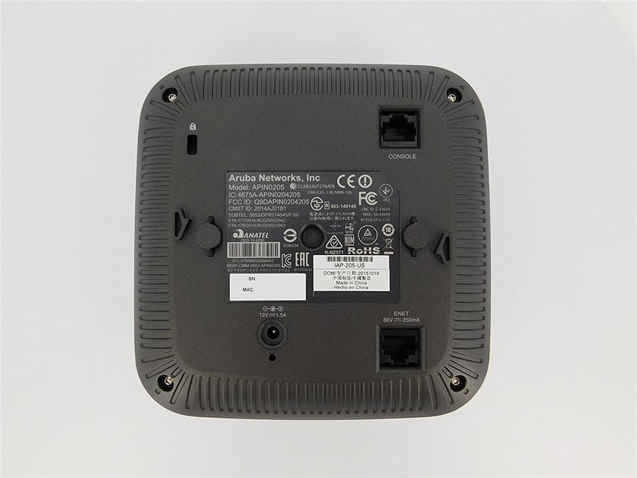 Aruba Instant IAP-205 Wireless Access Point