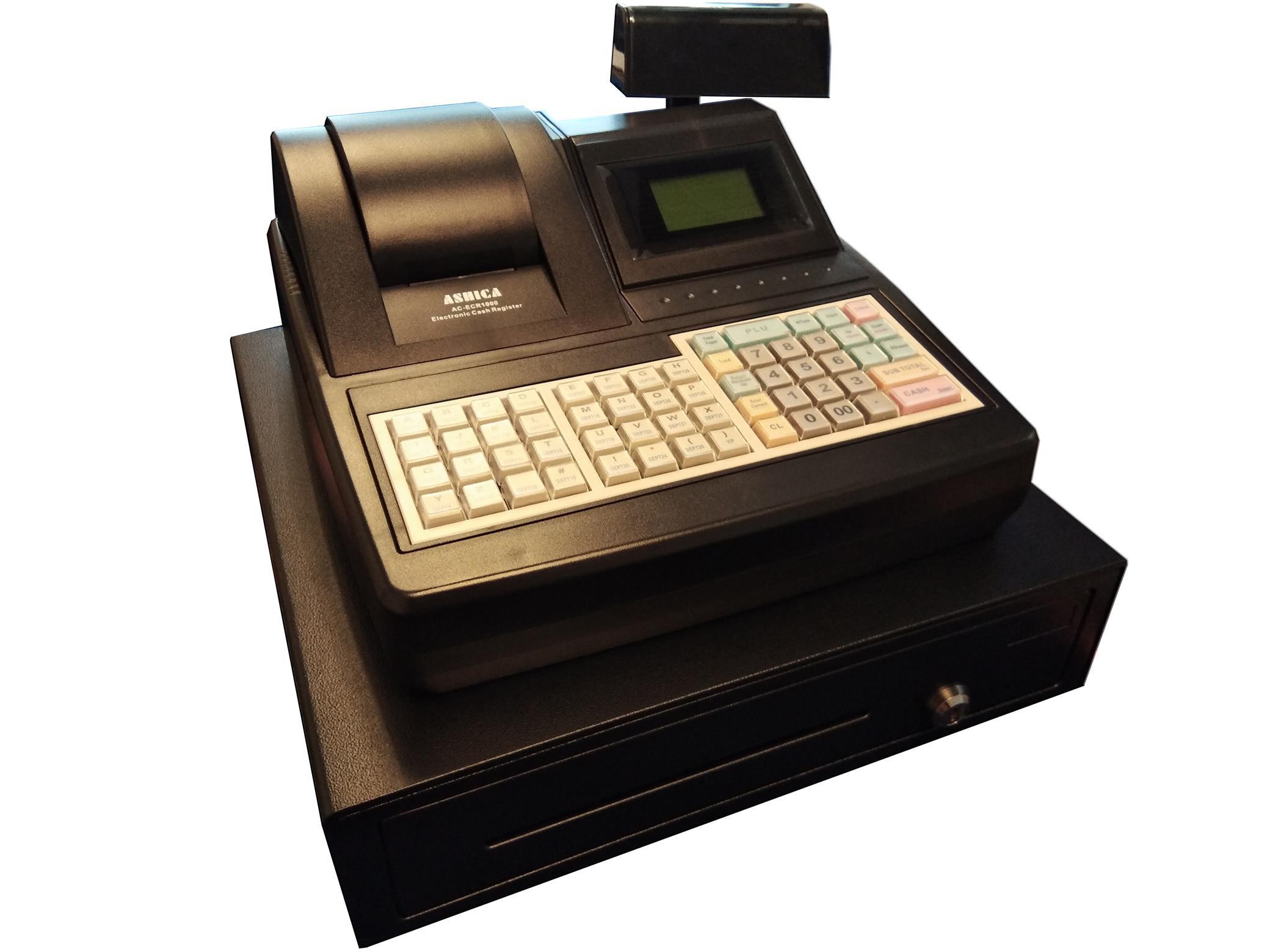 Ashica Electronic GST Cash Register (end 11/7/2019 9:15 AM)