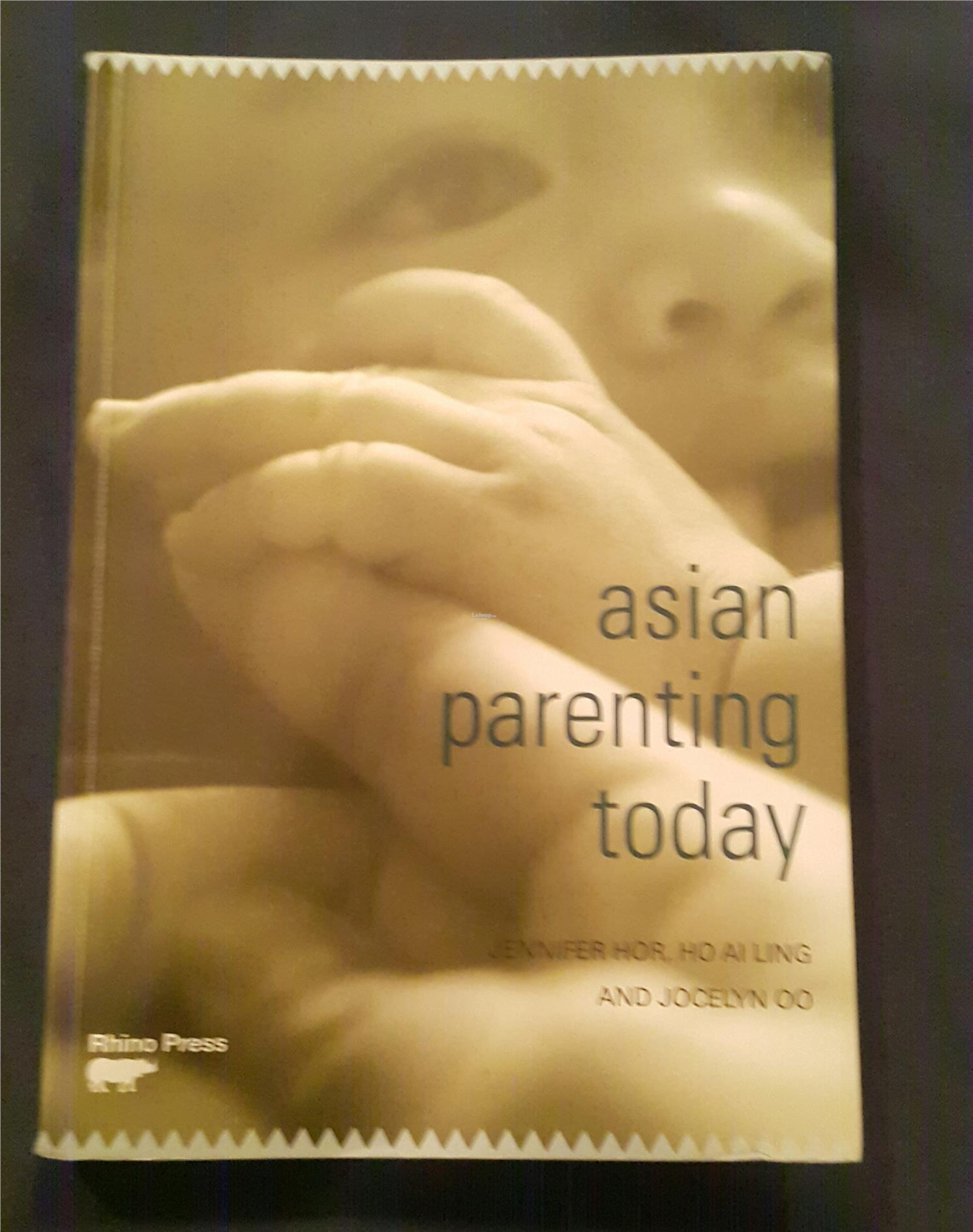 Asian parenting today parenting book (good condition)
