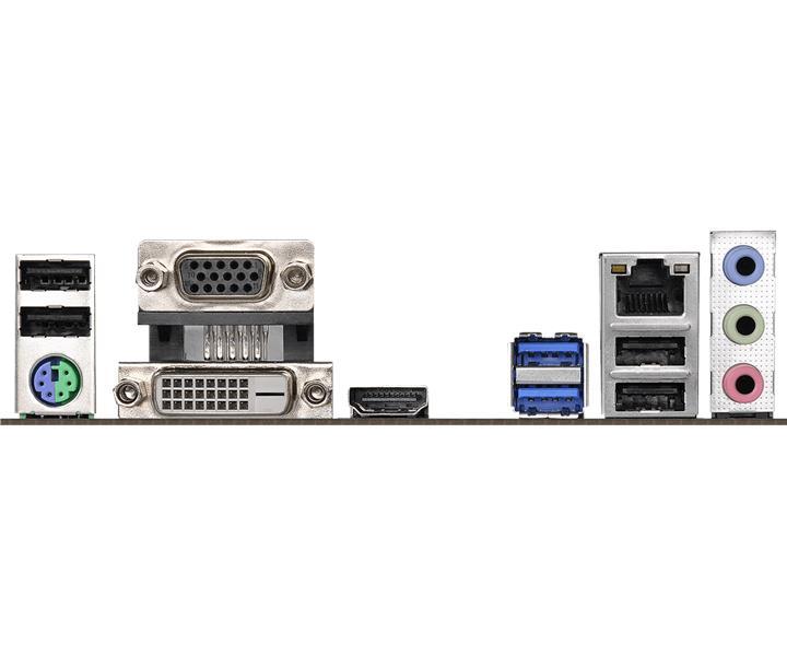 ASRock H310M HDV Intel Coffee Lake Motherboard
