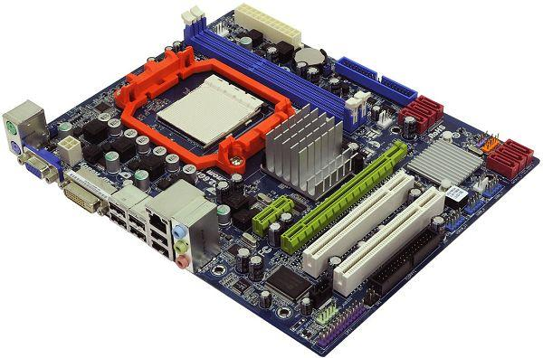 Asrock M3A785GM-LE/128M Motherboard AM3 DDR3 AMD 785G /SB710