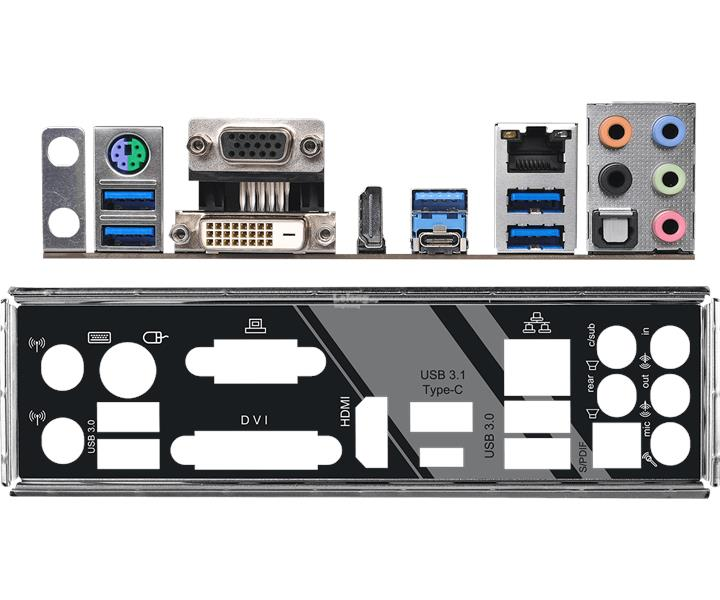 # ASROCK Z370 Extreme4 ATX Motherboard # LGA 1151