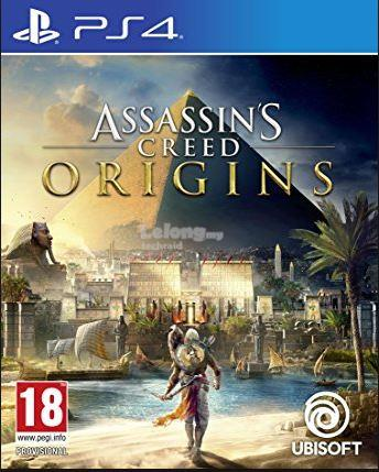 Assassin's Creed Origins  (R3) (CHI/ENG) PS4 (Pre-Order)