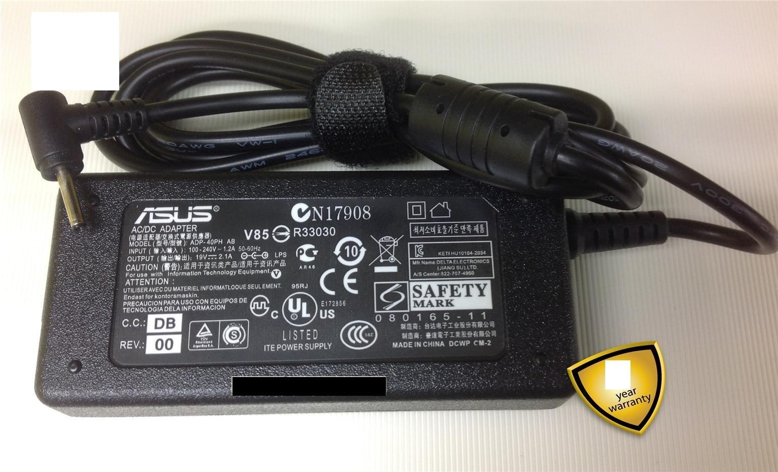 ASUS 1015B 1015HA 1015BX X101 X101H X101CH Power Adapter Charger
