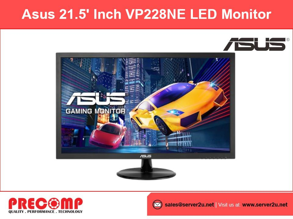 Asus 21.5' Inch VP228NE LED Monitor