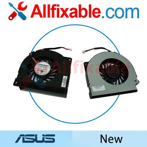 Asus A40 A40J A42 A42J A42JR P42 X42 X42J K42 K42JR series cpu fan