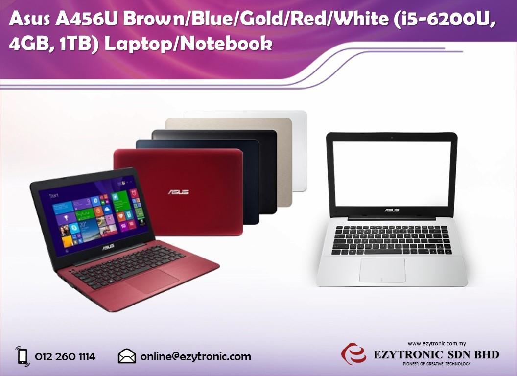 Harga Jual Asus A456ur 7200u Win10 Red Update 2018 Notebook Ga093d I5 4gb 1tb Geforce 930mx 2gb A Series A456u Best Photos Of Brown Blue Gold Whit End