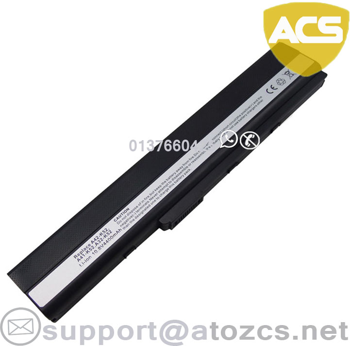 Asus A52BY A52DE A52DR A52DY A52F A52J A52JB A52JC Laptop Battery