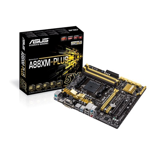 ASUS A88X-PLUS SOCKET FM2+ MOTHERBOARD