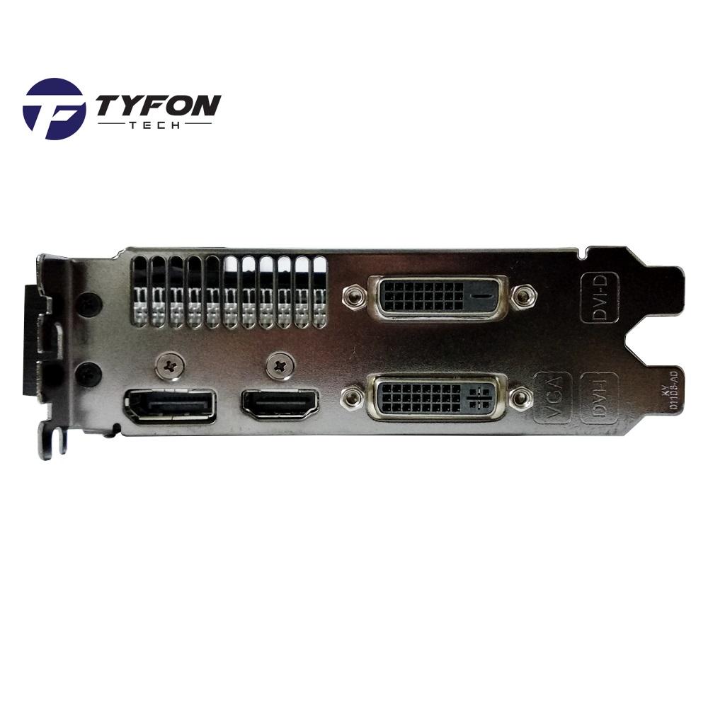 ASUS AMD Radeon R9 270X DirectCU-II R9270X-DC2T-2GD5 2GB 256-bit GDDR5