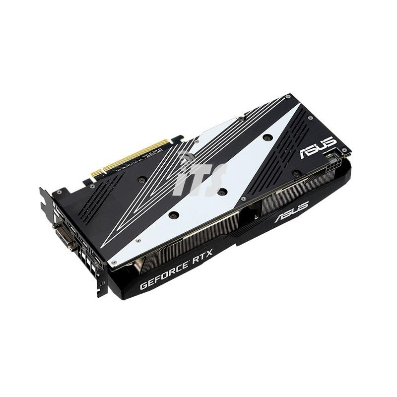 Asus Dual Geforce RTX 2060 6GB GDDR6 Graphics Card