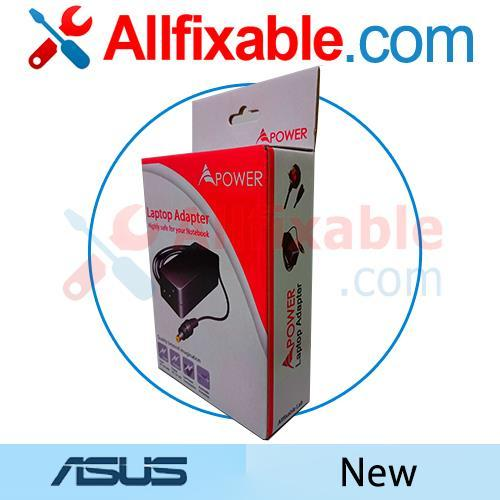 Asus Eee PC 19V 2.1A 1106 1106HA 1108 1108HA 1110 Adapter Charger