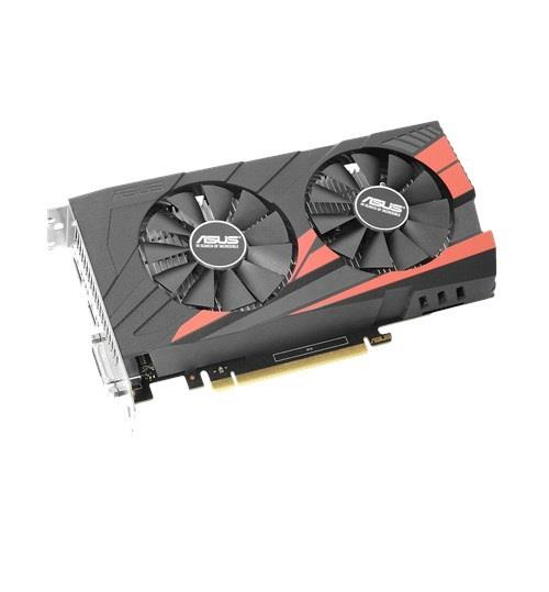 Asus Expedition Geforce EX-GTX1050TI OC 4GB DDR5 PCI-e