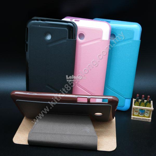 buy online ac069 c3b00 ASUS Fonepad 7 FE170CG Wallet Leather Stand Cover Case *HOT