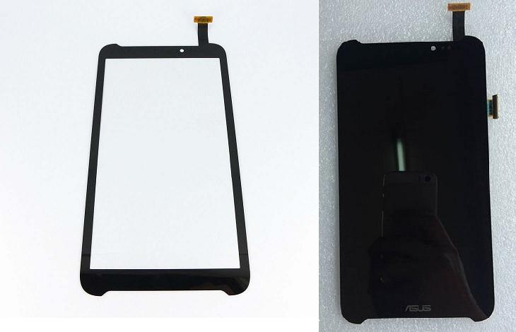Asus Fonepad Note 6 ME560 Pad 8 K011 Me181c Lcd Touch Screen Digitizer