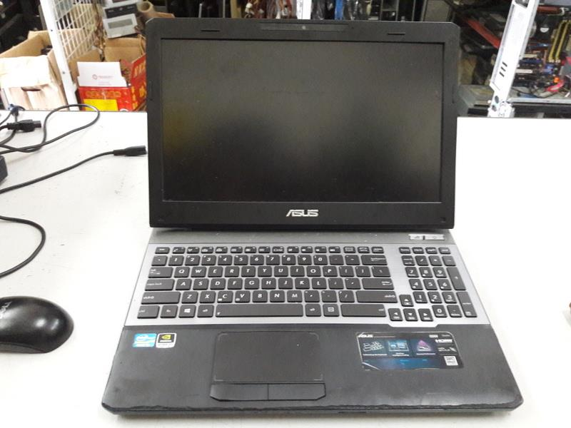 Asus G55V Series Gaming Notebook Spare Parts 201016