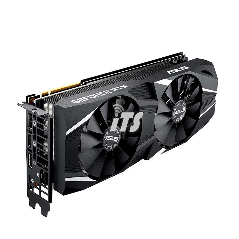 Asus Geforce DUAL-RTX-2080-8G GDDR6 Graphics Card