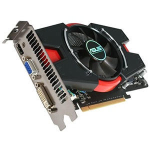 Asus GTS 450 1GB GDDR5 128 Bit Graphic Card ENGTS450/DI/1GD5 GTS450