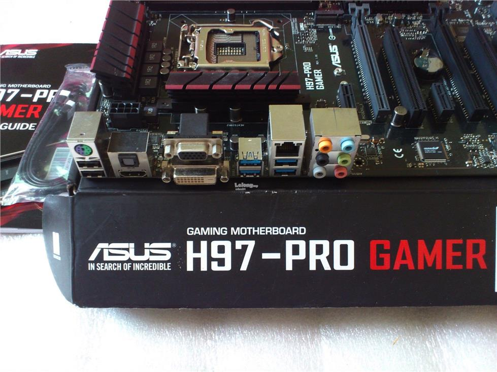 ASUS H97-PRO GAMER SMART CONNECT 64 BIT DRIVER