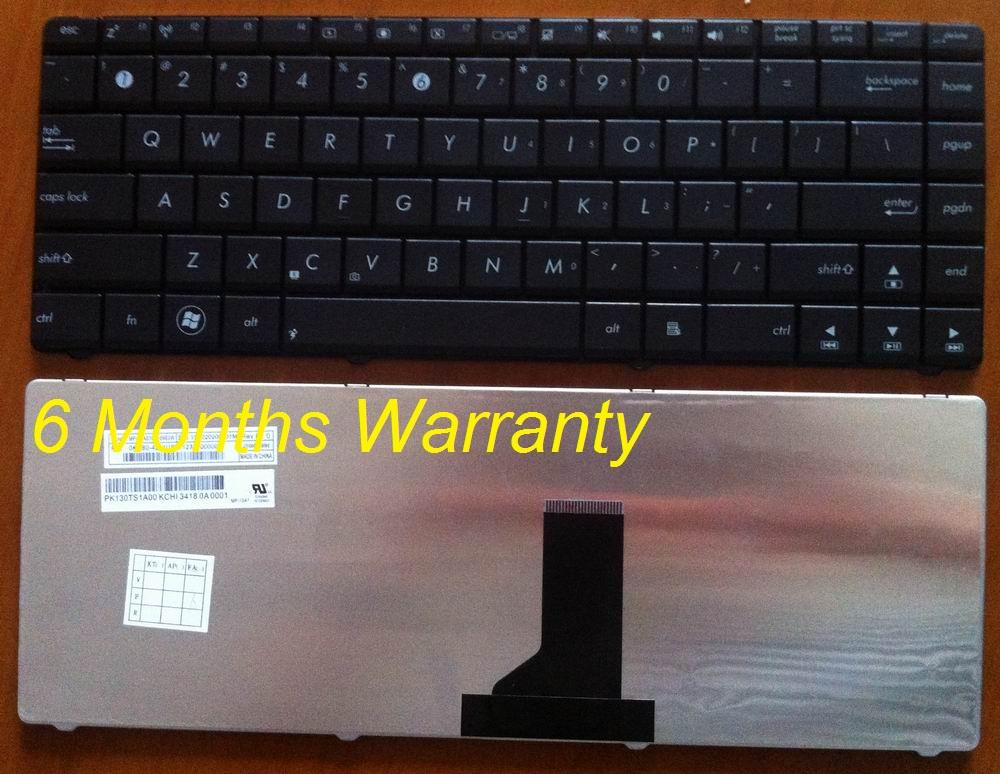 Drivers Asus A42JK Notebook Keyboard