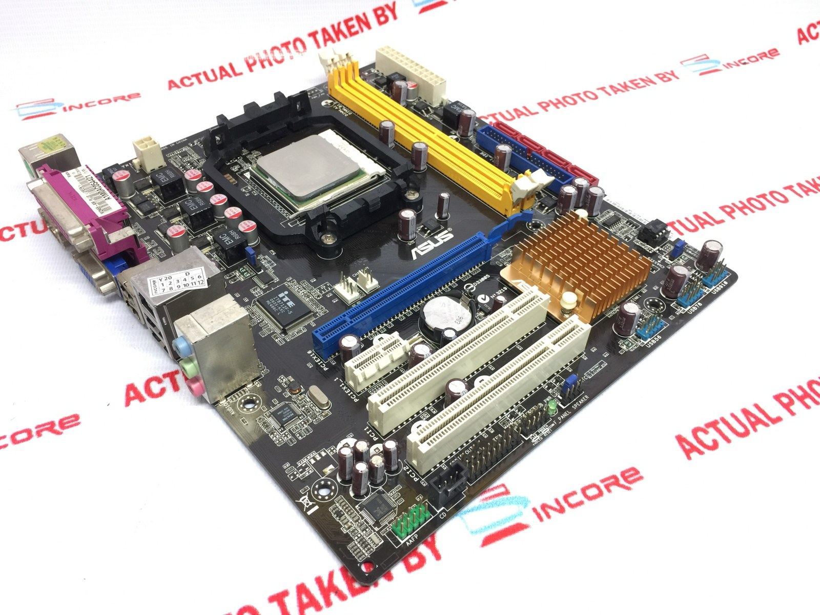 Asus M2n68 Am Plus Free Cpu Amd End 7 9 2020 1200 Mother Board Circuit Am3 Am2 2