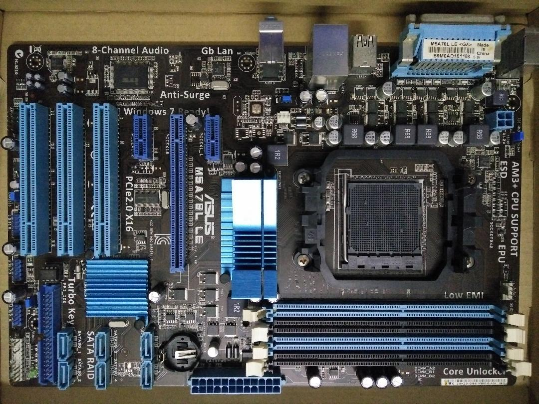 ASUS M5A78L MOTHERBOARD DRIVERS FOR WINDOWS MAC