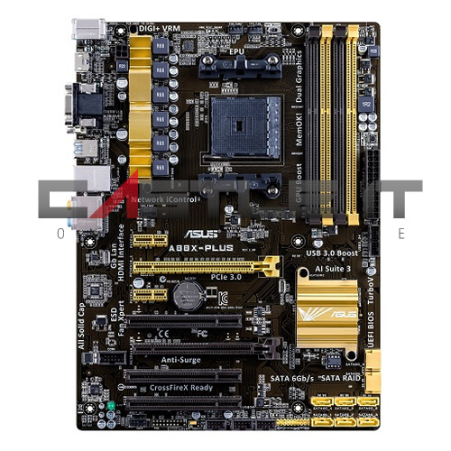 ASUS Motherboard AMD FM2+ A88X-PLUS