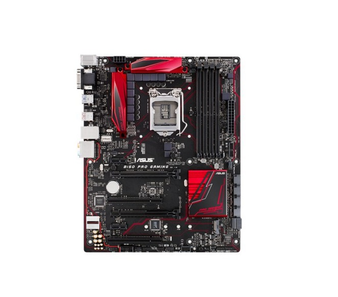 ASUS Motherboard INTEL Socket1151 B150 PRO GAMING D4