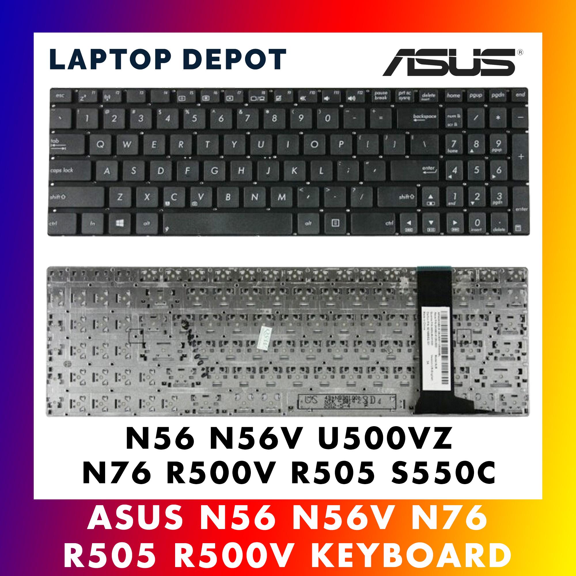 Beste Asus N56 N56V U500VZ N76 R500V R505 (end 9/28/2021 12:00 AM) VQ-74