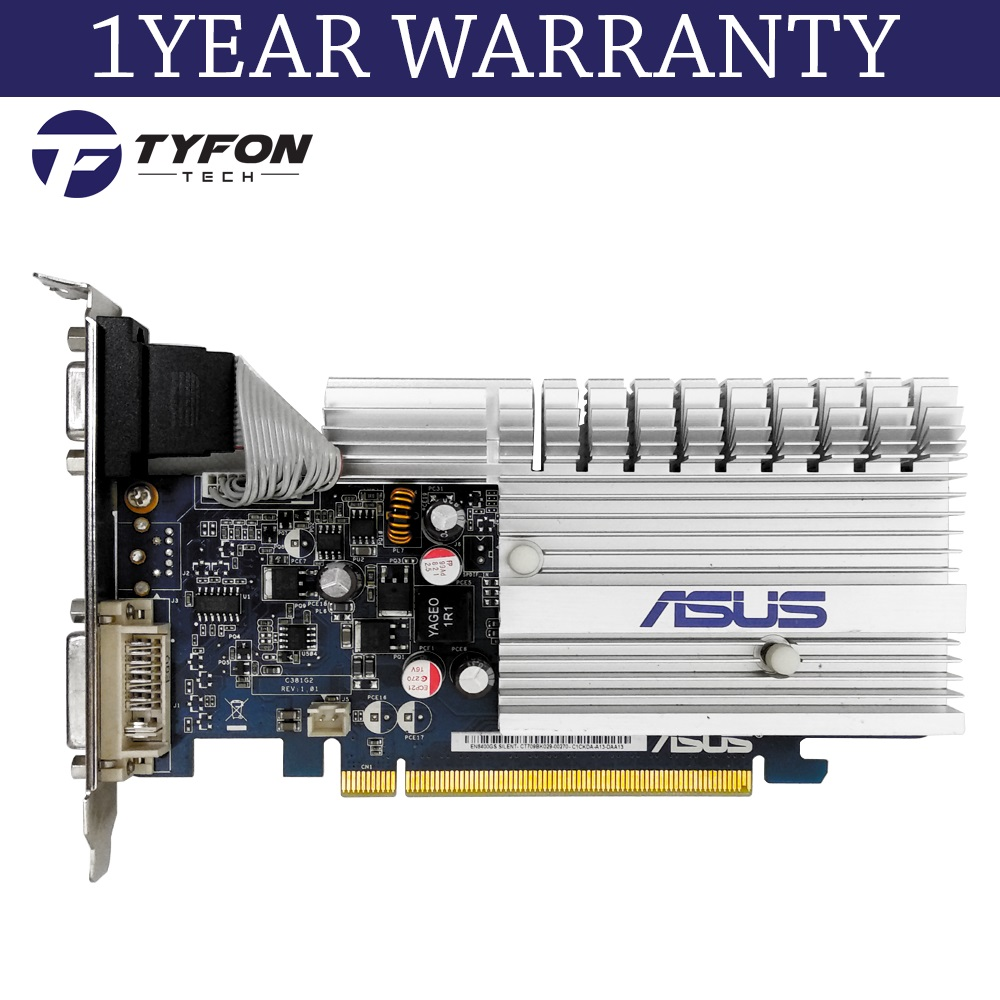 ASUS GEFORCE 8400 GS DRIVER (2019)